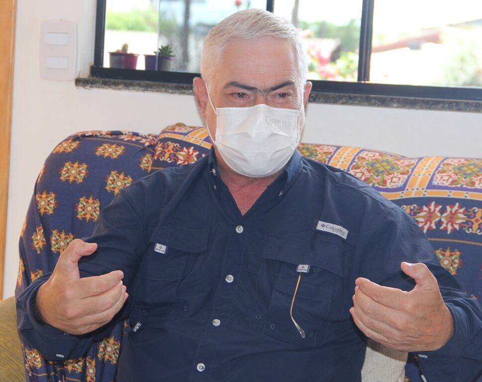 Jeferson Luis Rezende ex-secretário de Turismo de Guarapuava